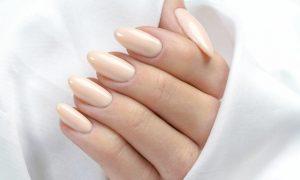 stylizacja paznokci z użyciem semilac 5w1